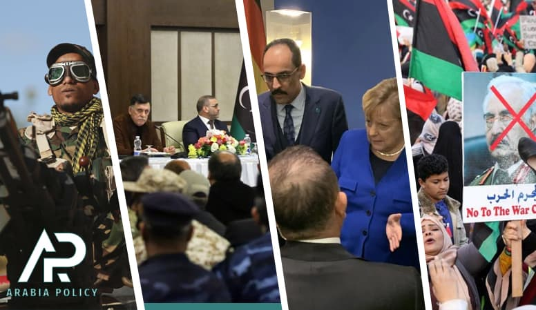Libya Crisis: Looking For Peace in Any Old Place