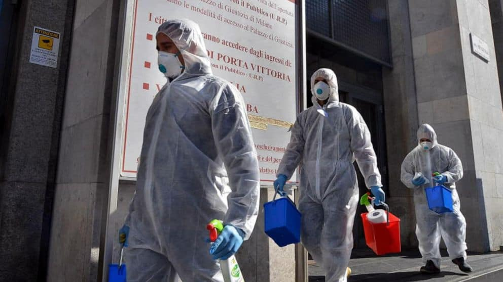 Europe Lacks Capacity to deal with Economic Fallout From Coronavirus