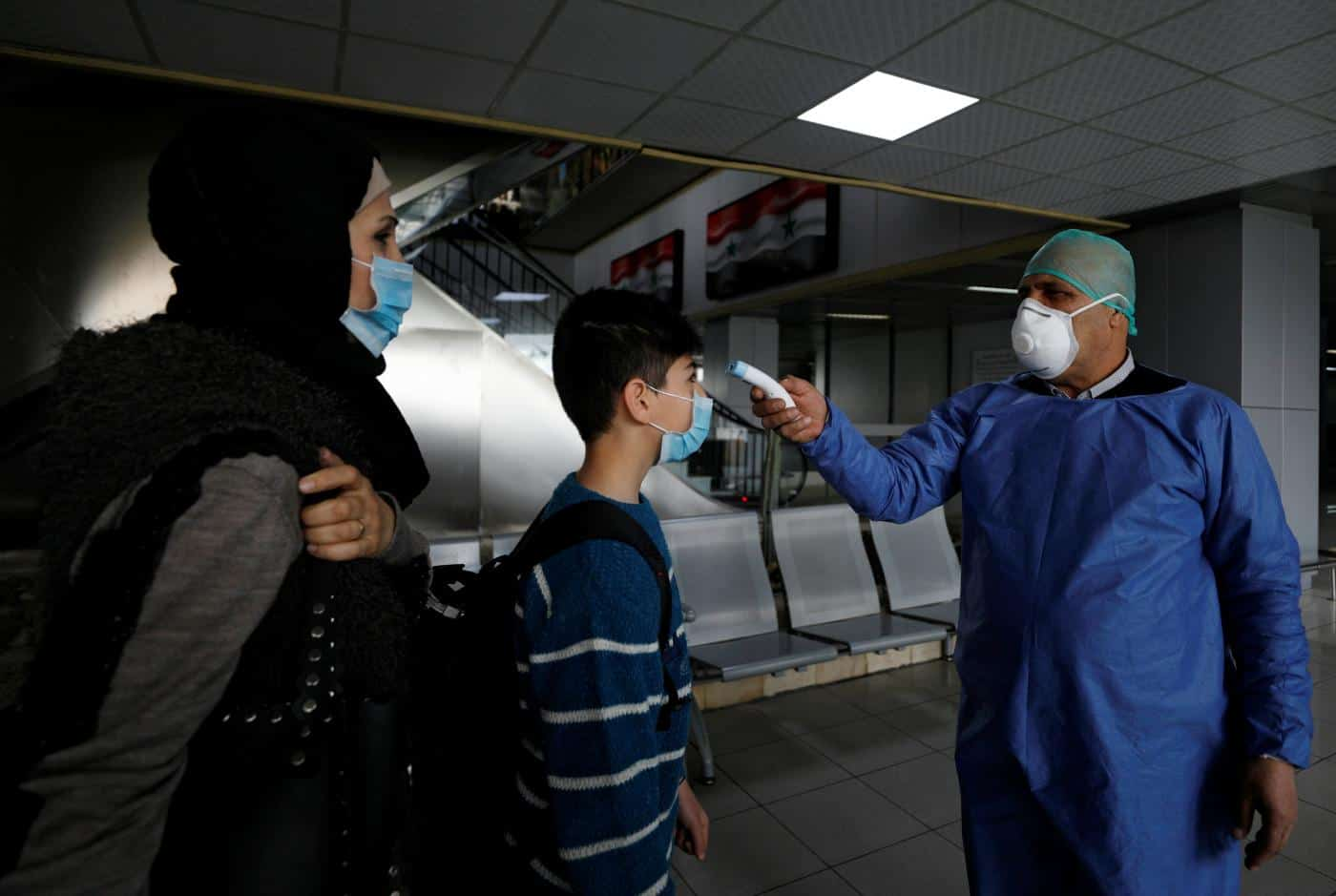 Coronavirus Pandemic: Middle East and North Africa Update