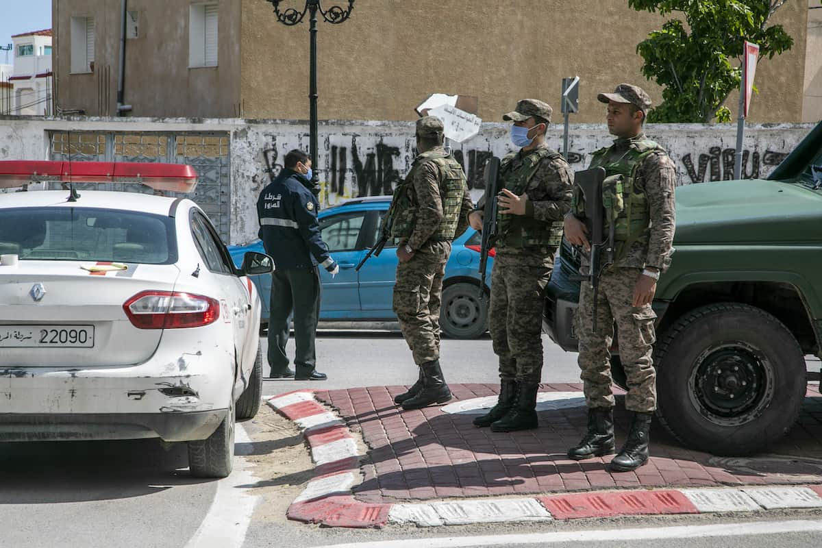 Tunisia Pardons Prisoners, Welcomes EU Aid in COVID-19 Response