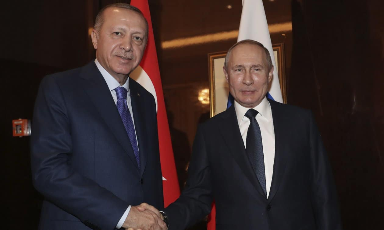 Putin and Erdogan to Meet in Moscow to Discuss Ceasefire in Idlib