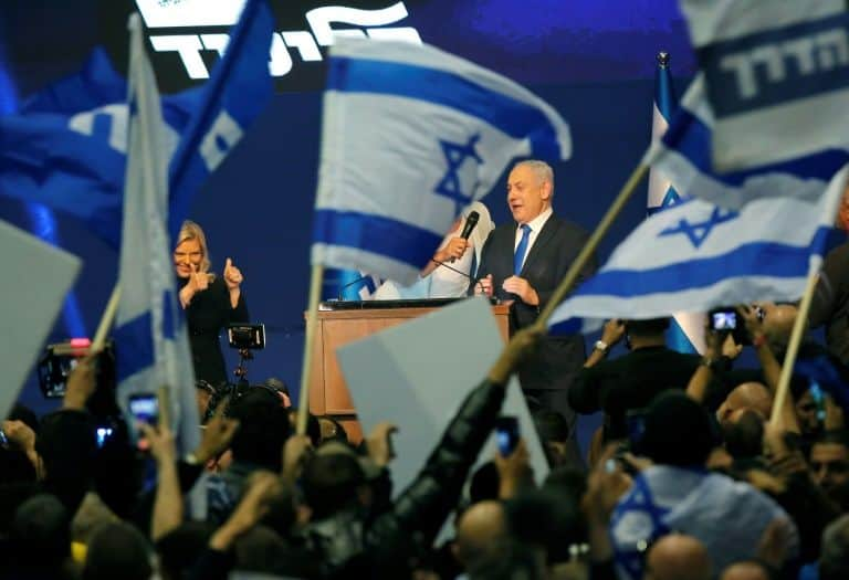 Benjamin Netanyahu Claims Victory in Israeli Elections, Polls Show Majority Unlikely