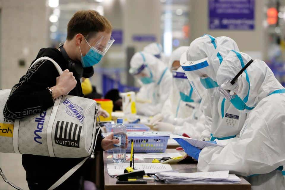 China Leads Fight Against COVID-19 as Spread of Infection Slows