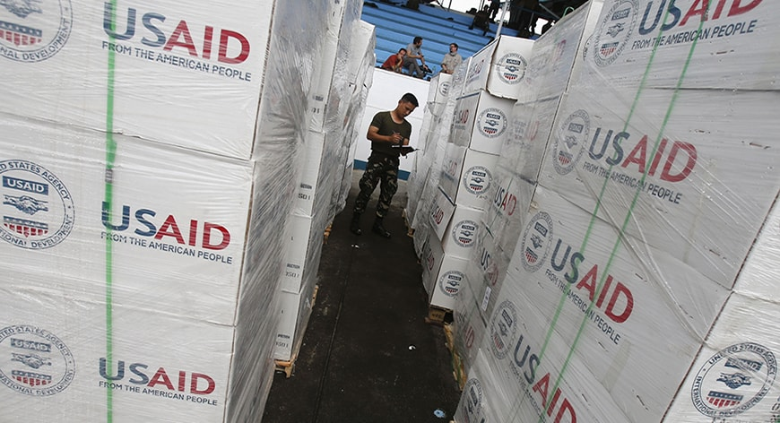USAID Suspends Program in Yemen After Pledging COVID-19 Aid Package