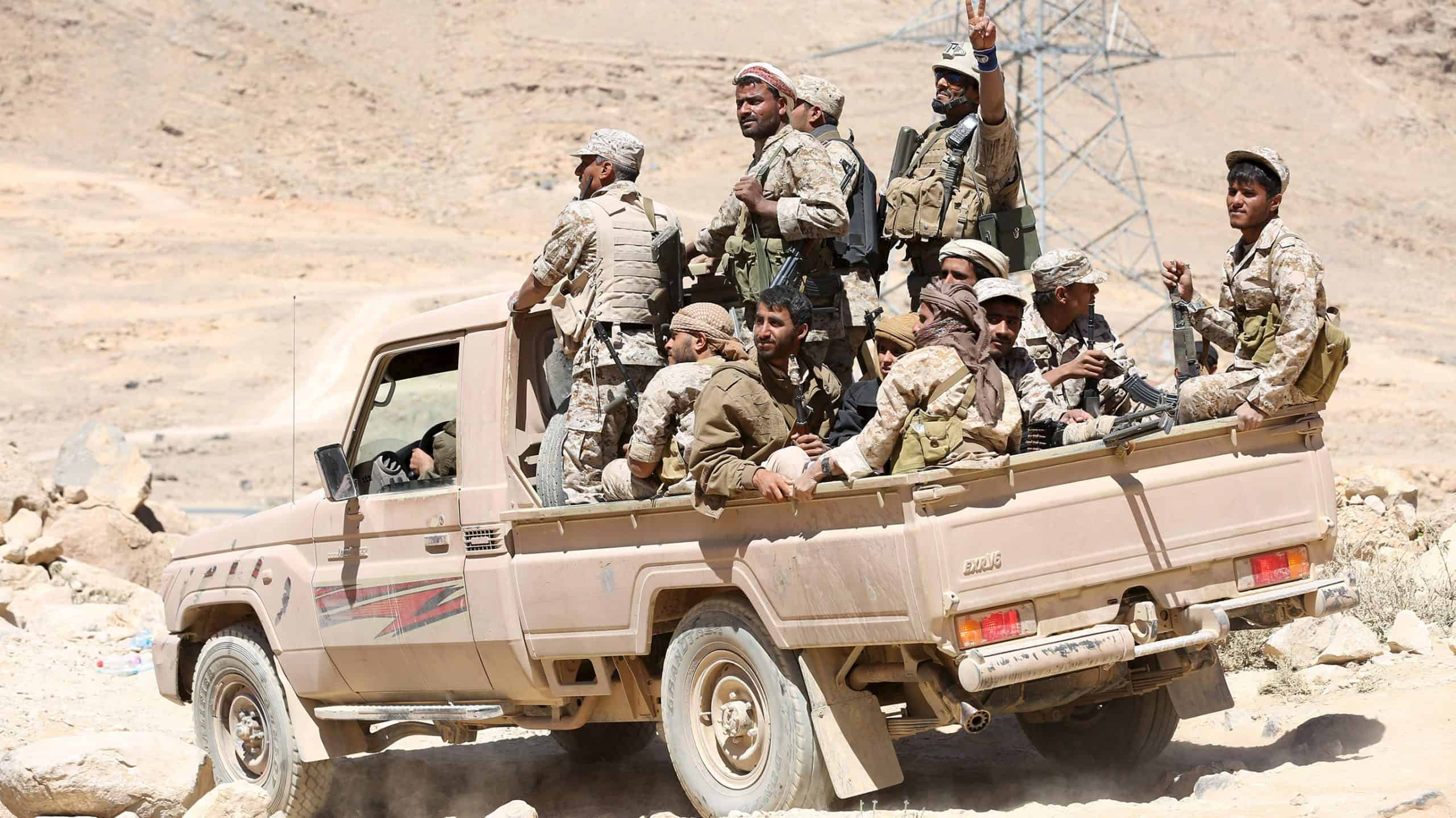 Houthi and Yemeni Forces Signal Possible Cease-fire