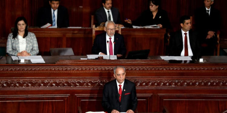 More Trouble in Tunisia's Parliament as 11 Qalb Tounes MPs resign from party