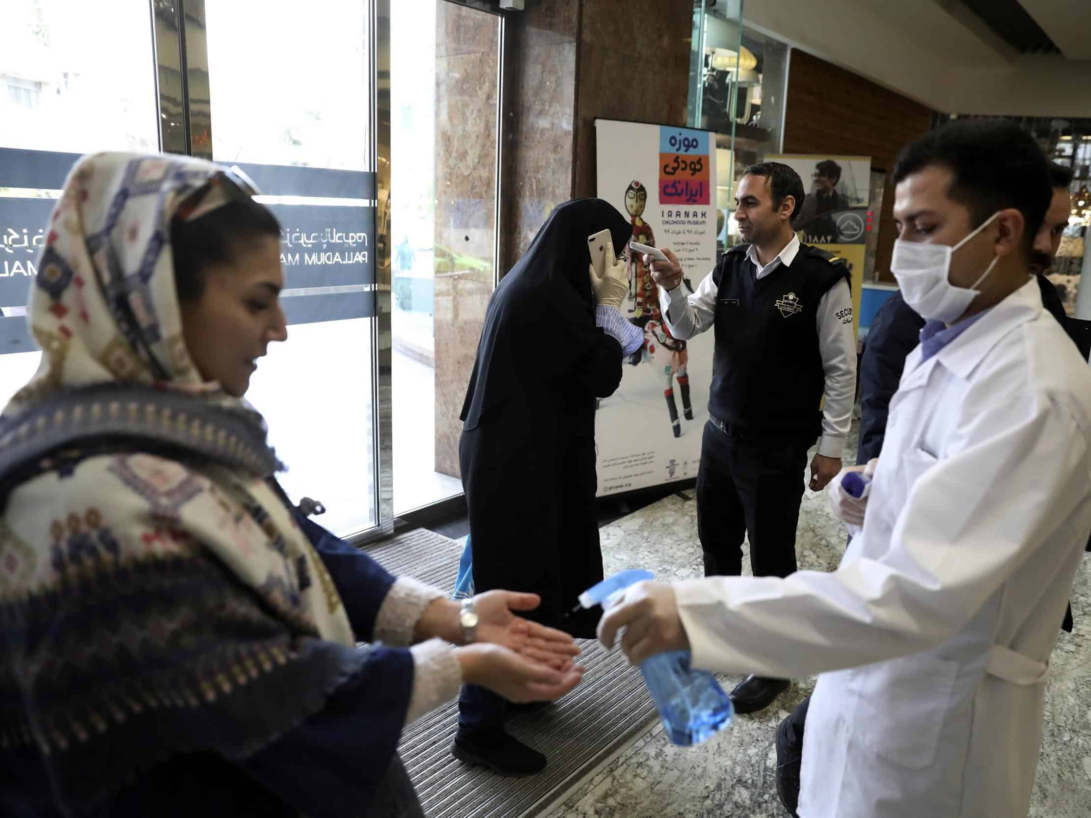 Coronavirus Impacting Business in the Middle-East