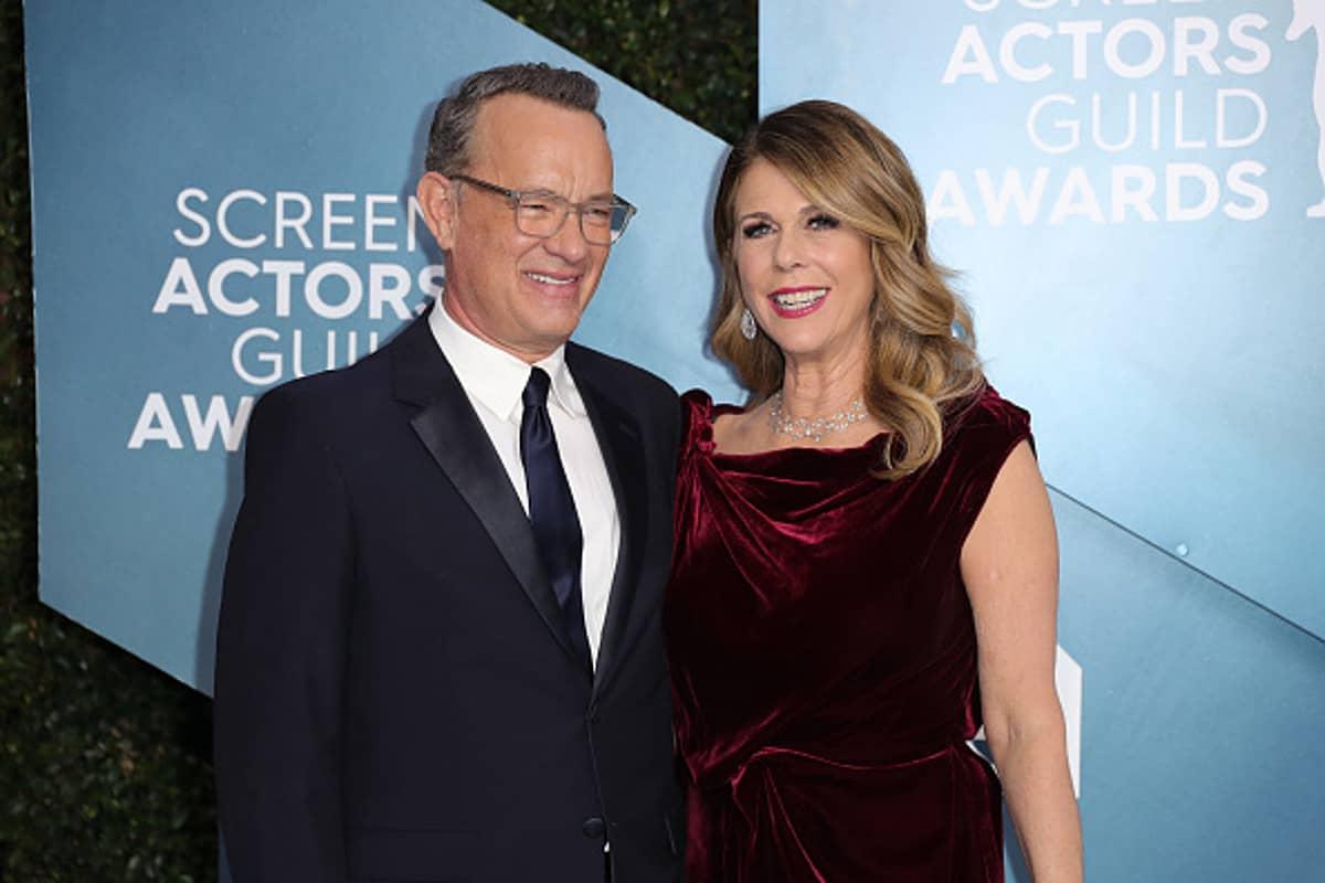American Actor Tom Hanks, Wife Rita Announce COVID-19 Diagnoses in Australia
