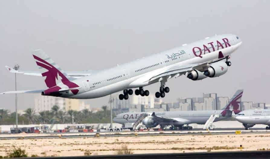 Qatar Airways Keeps Flying as Other Transit Hubs Close
