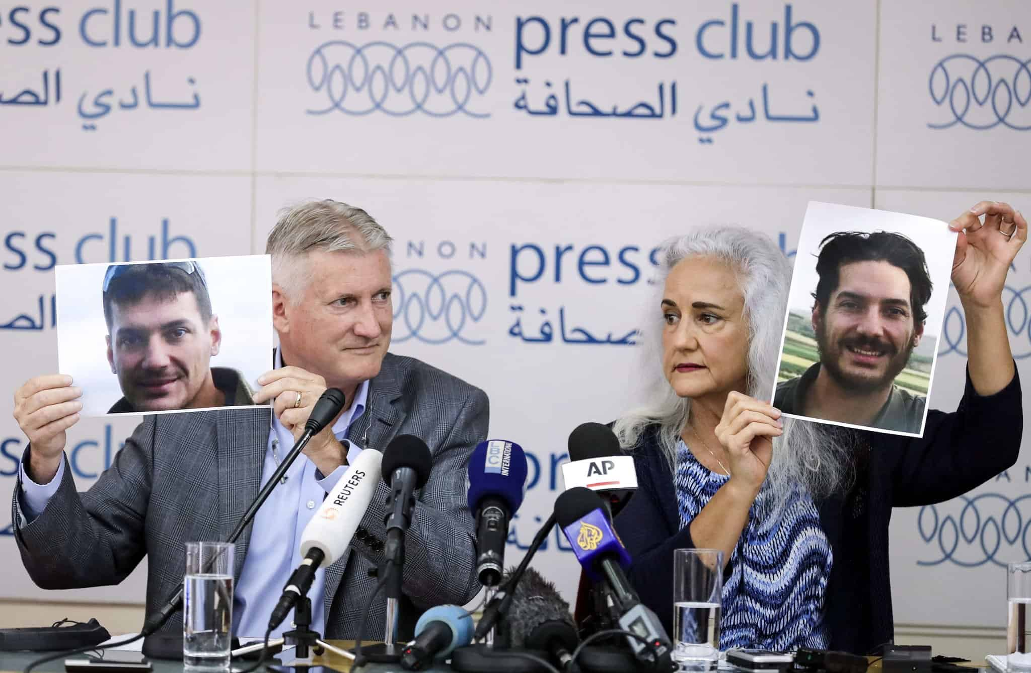 Trump Urges Syria to Release Kidnapped American Journalist Austin Tice