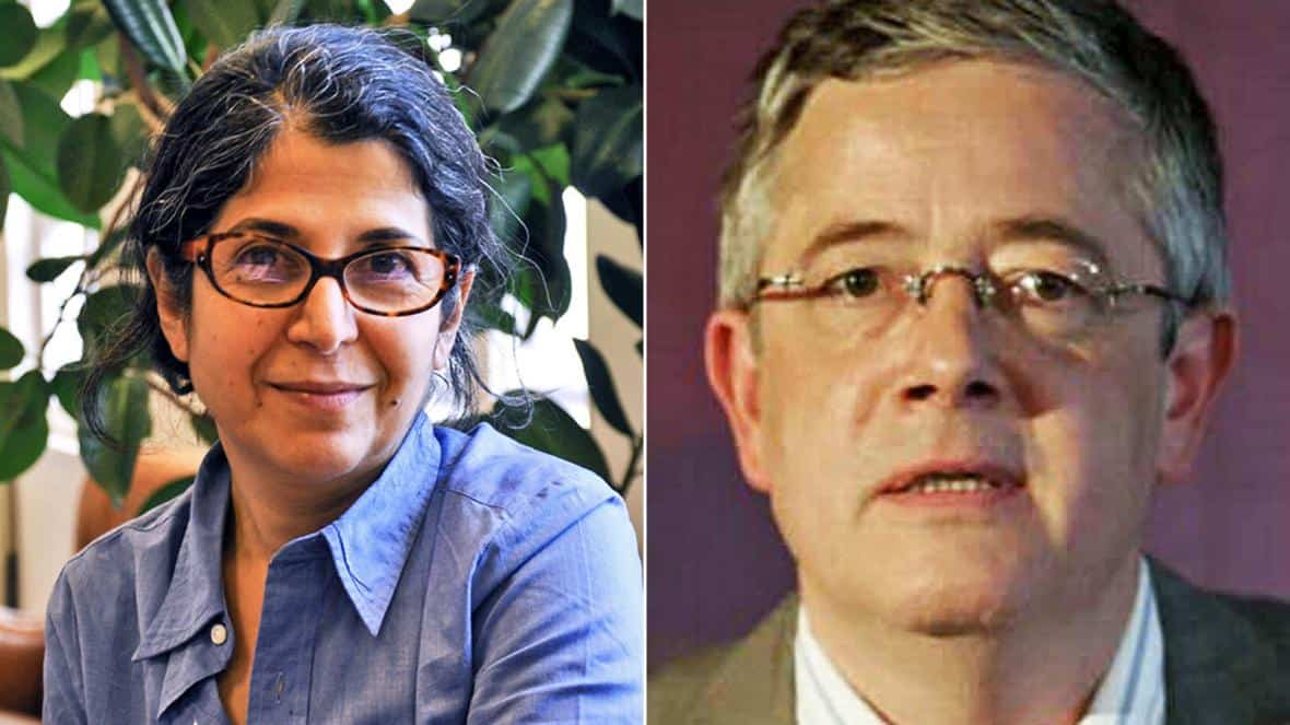 French Academics' Trial in Iran Adjourned Sine Die as COVID-19 Threats Swell