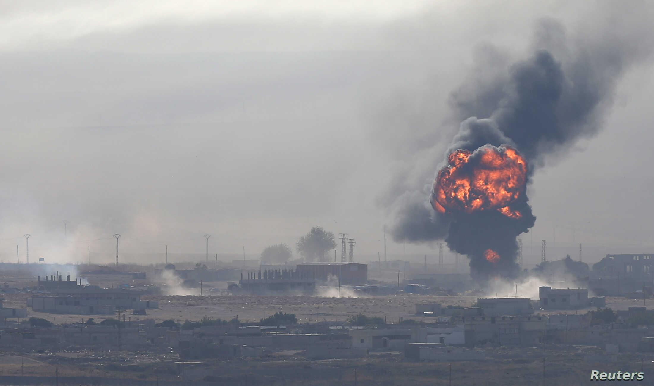 Explosions Kill 2 Turkish Soldiers in Syria's Idlib