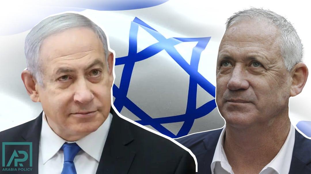 Knesset Boosts Gantz's Security After Assault Attempt, Threats