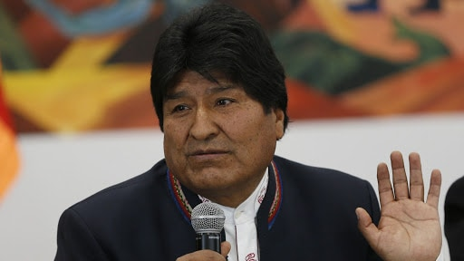 Evo Morales: 'Don't Commercialize the Coronavirus'