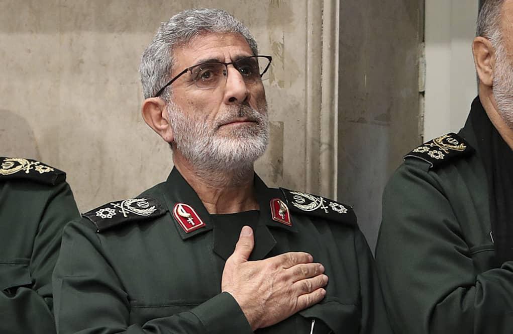 Iran's New Quds Force Commander Visits Fractured Baghdad