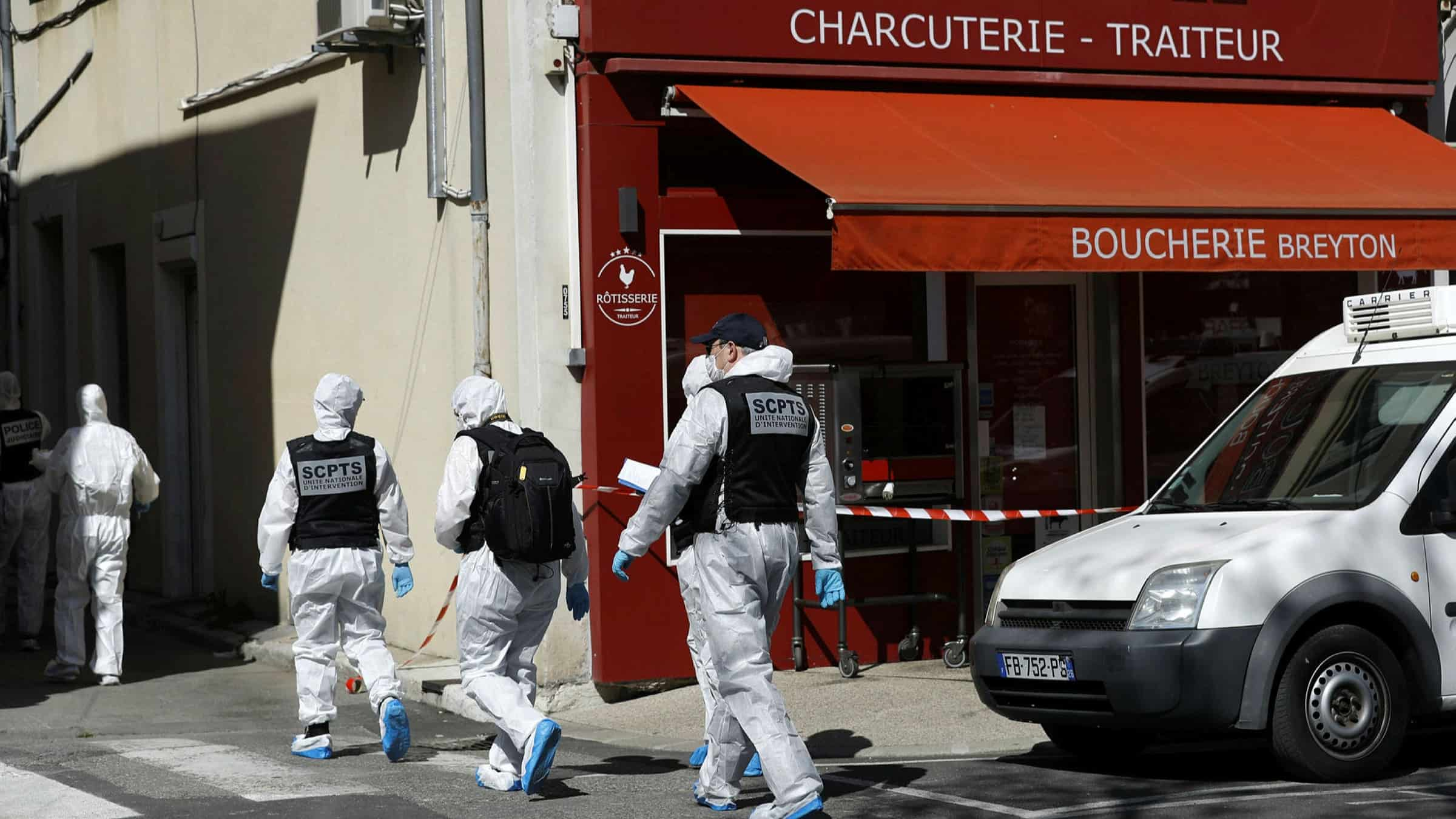 French Police Investigate Sudanese Refugees Behind Deadly Knife Attack
