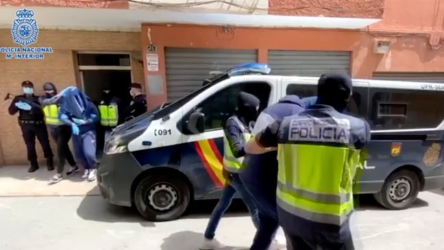 Egyptian IS Fighter arrested in Southern Spain