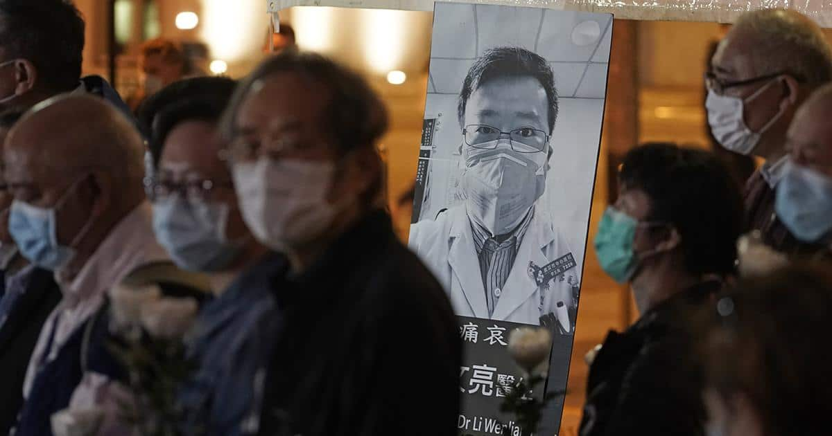 China Reviews Wuhan Coronavirus Death Figures, Increases Them by 50%