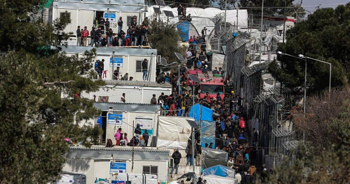 Greece to Move 2,300 From Crowded Island Camps to Curb COVID-19 Spread