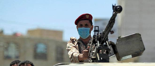 Yemen Records First COVID-19 Case, Houthis Reject Ceasefire