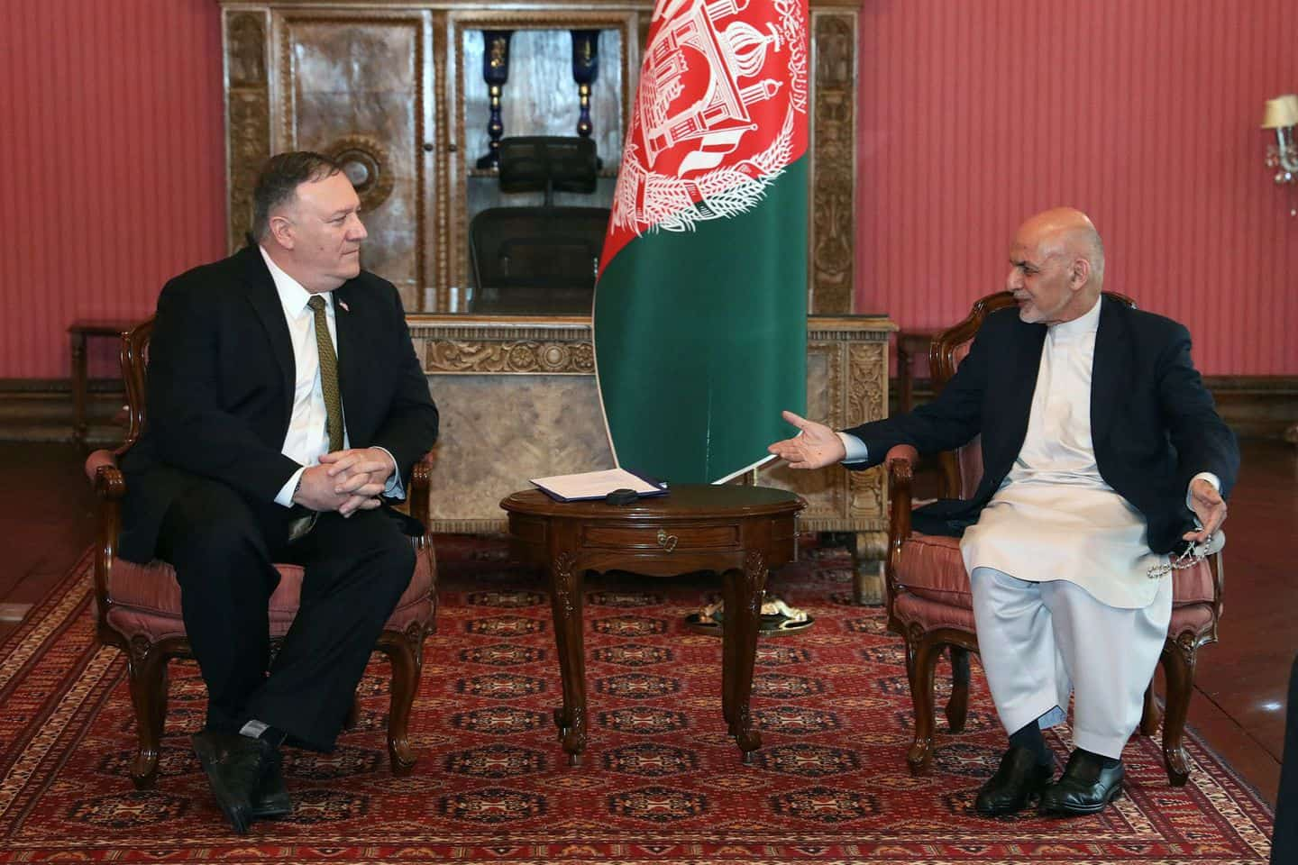 Planned $1 Billion Cut in US Aid Imperils the Afghan Peace Process