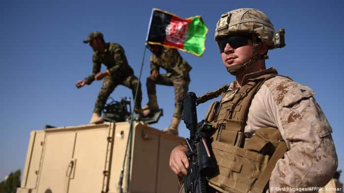 Afghan-Taliban Negotiations to Stall as US Withdraws Troops
