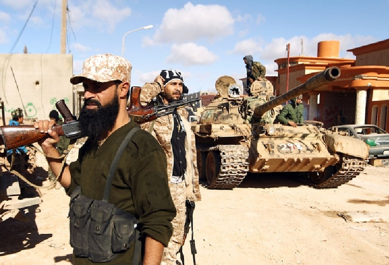 LNA Forces Launch Retaliatory Attacks on Tripoli After GNA Victories
