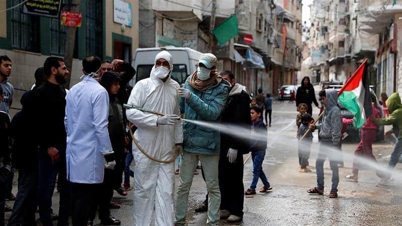 Gaza Runs Out of COVID-19 Diagnostic Tests