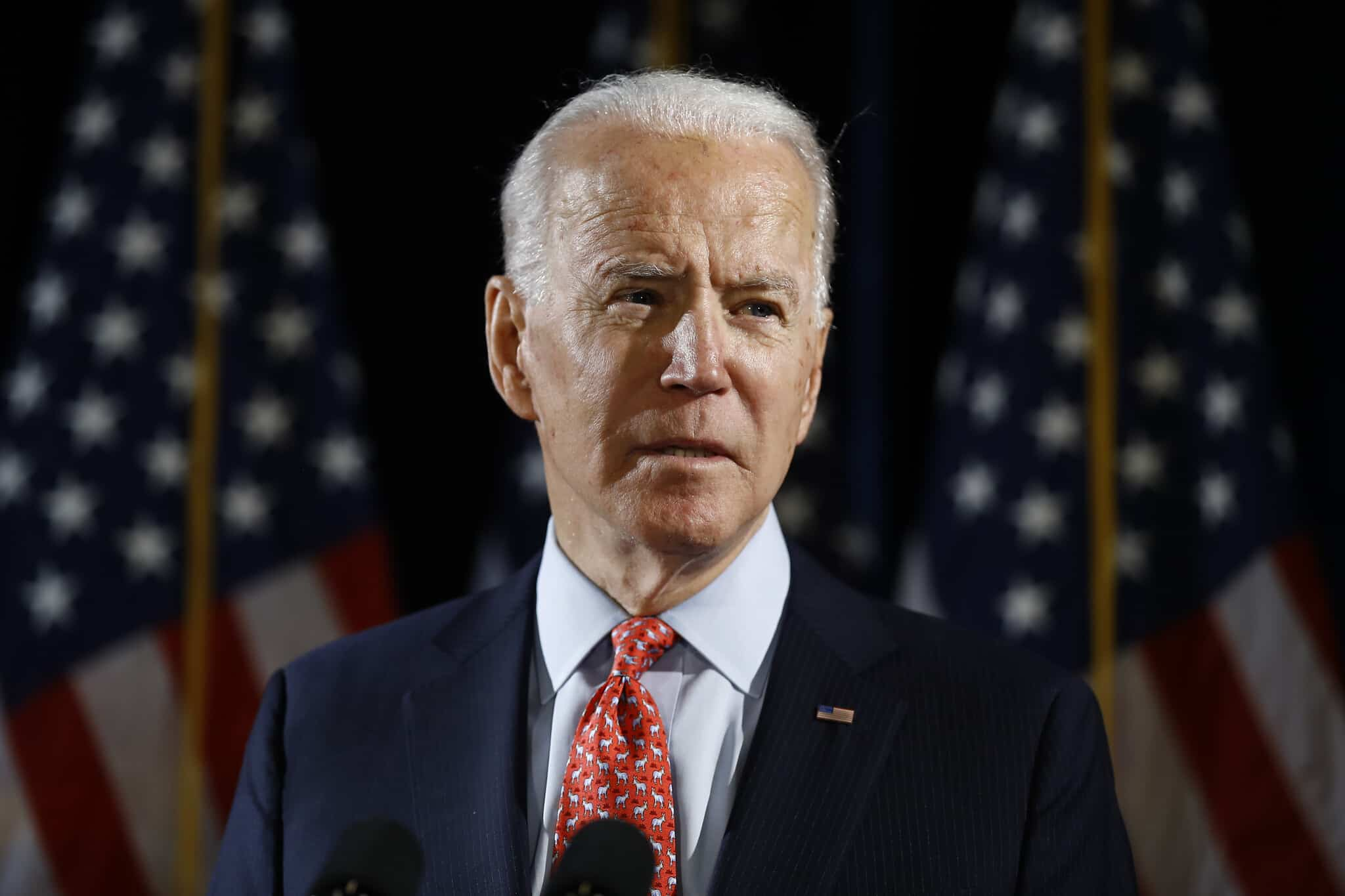 Biden's Jerusalem Embassy Statement Reveals Electoral Weaknesses