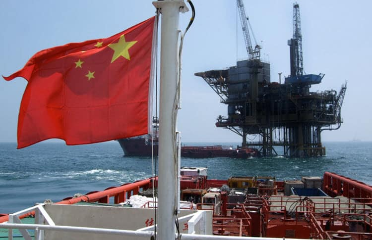 Amid Low Oil Prices, China's Industry Restarts