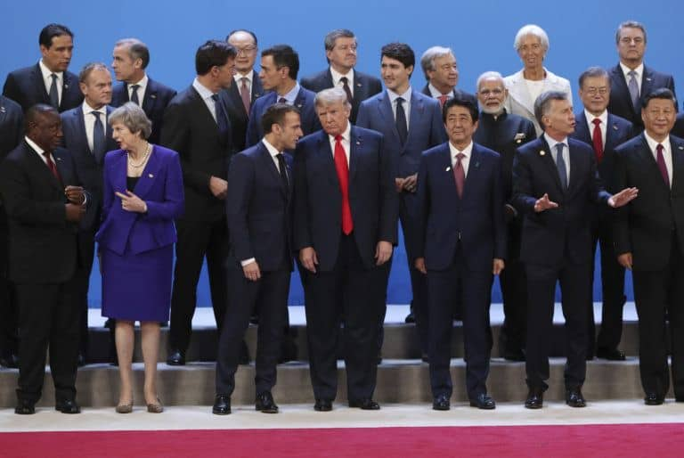 G20 Prepares COVID-19 Action Plan for Debt in Developing Nations