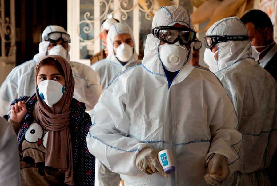 WHO Says There is Still Time to Increase Middle East Coronavirus Response
