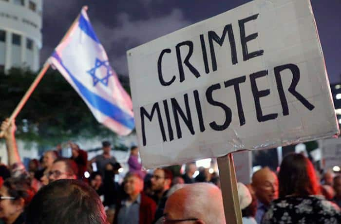 Thousands Protest in Tel Aviv Against Israel's New Unity Government