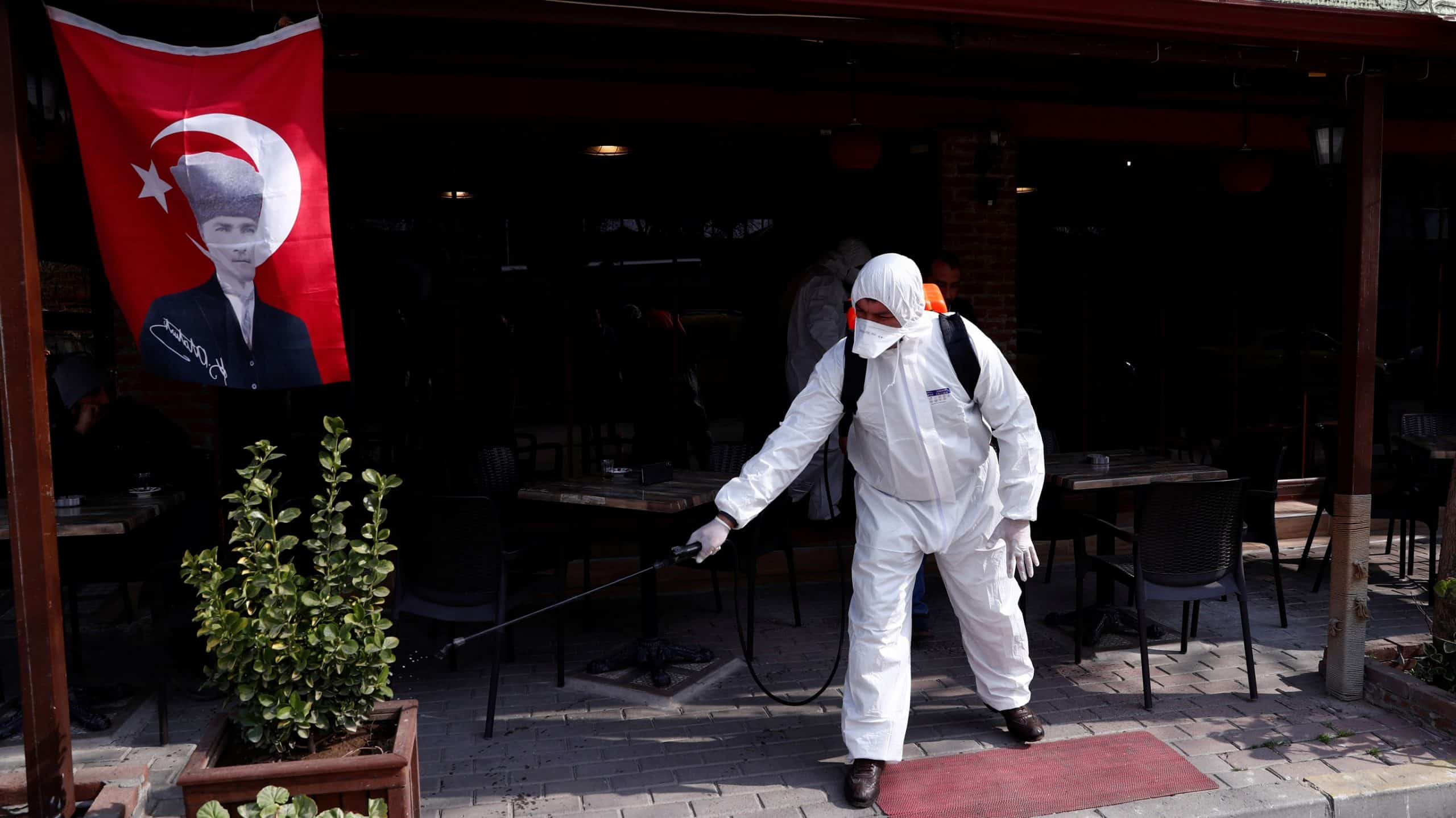 Pandemic Stresses Turkey's Economy as Case Count Surpasses That of Iran