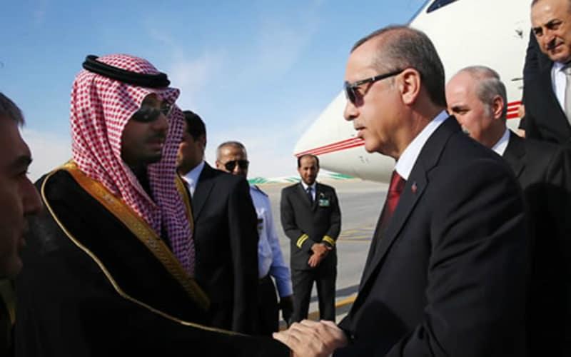 Turkey Bans News Sites, Escalating Information War With Saudi Arabia, UAE