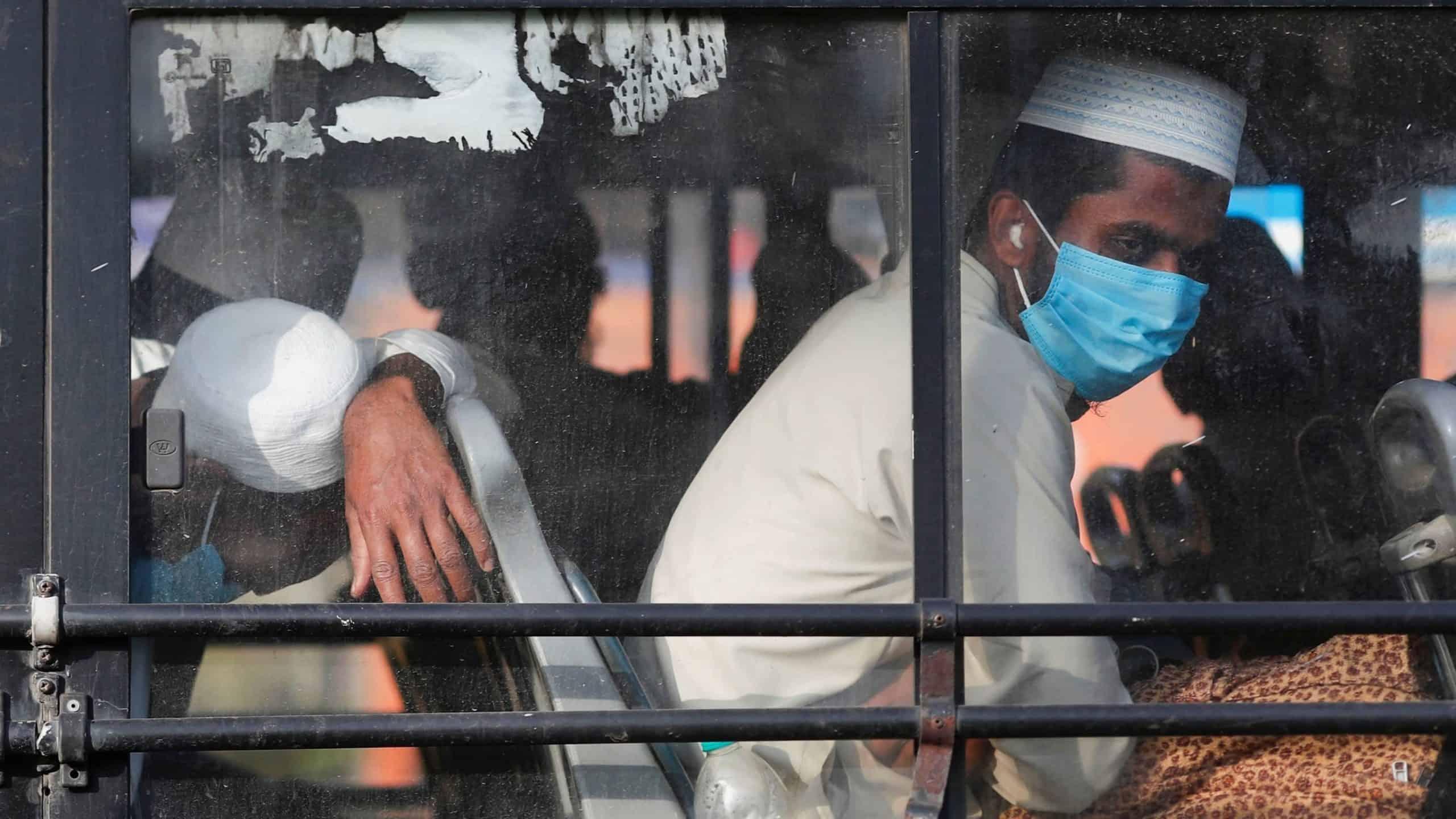 COVID-19 Fears in Kashmir Under Permanent Quarantine