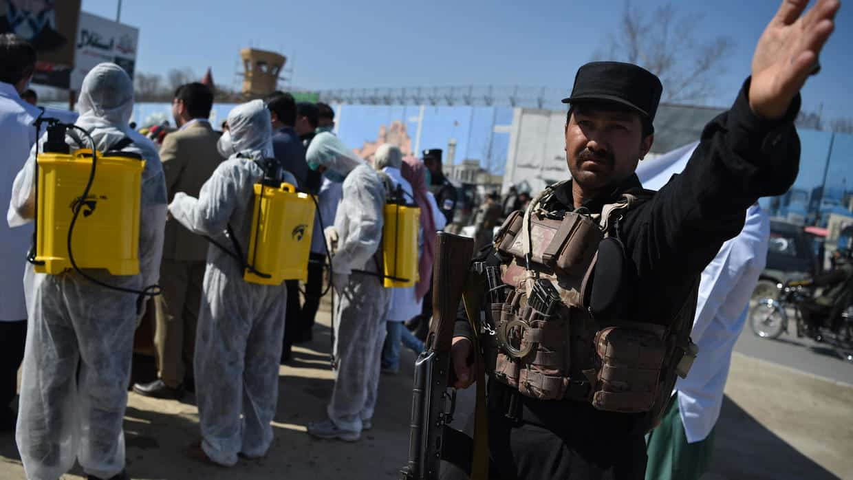 Violence After Failed Peace Talks Compounds Afghanistan's Crises