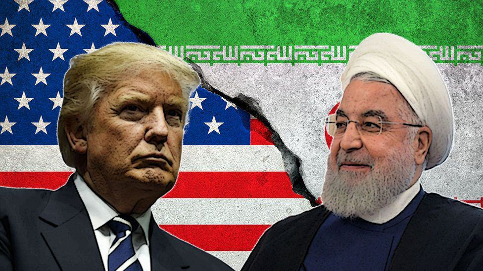 Iran and US Desperately Hide Friendly Exchange