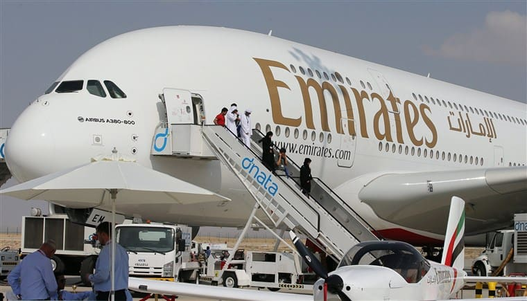 Emirates Group Warns of 'Huge' Future COVID-19 Impact Despite Profit