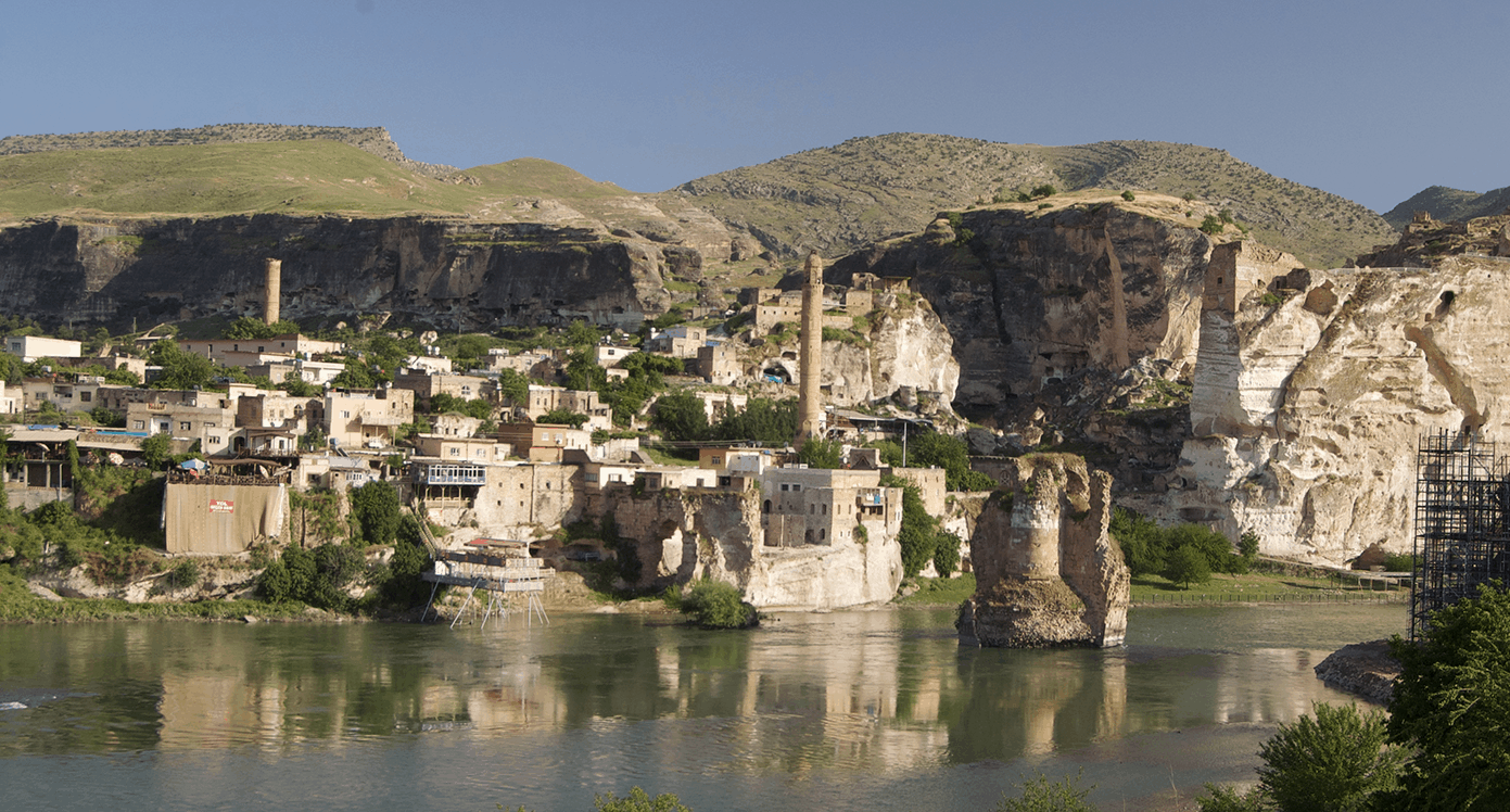 Turkey Activates Dam That Destroyed 12,000-Year-Old City