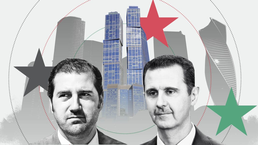 Video Exposes Rift in Syria's Assad Family