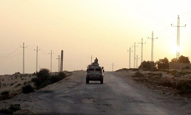 IED Kills, Injures 10 Soldiers in Egypt's Troubled North Sinai