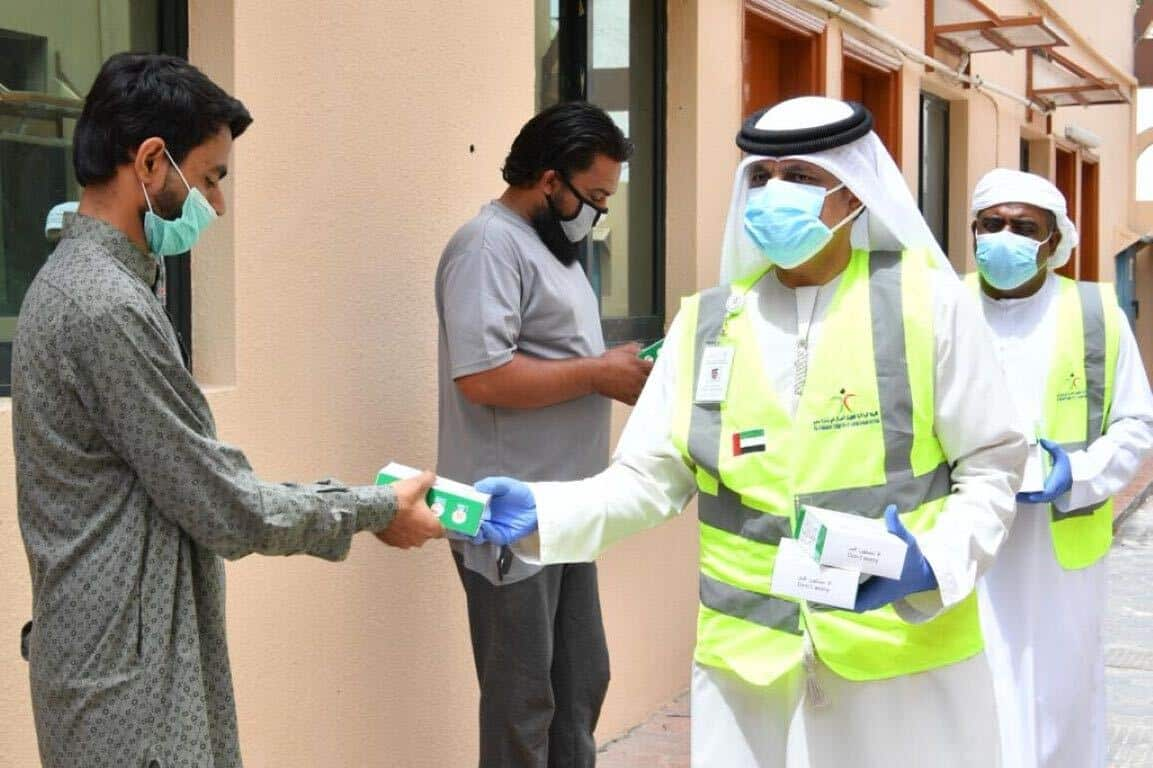 UAE Provides Exceptional Support to Foreign Workforce Amid Pandemic