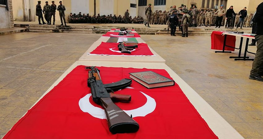 Turkey Recruits Child Soldiers to Fight in Libya: Report