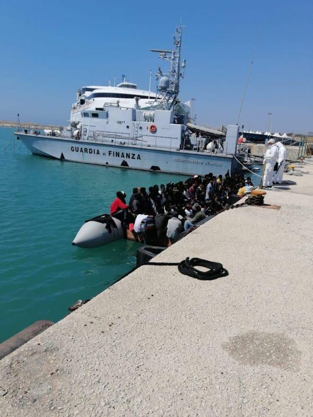 NGO: Malta Puts Lives of Migrants at Risk Off Libyan Coast