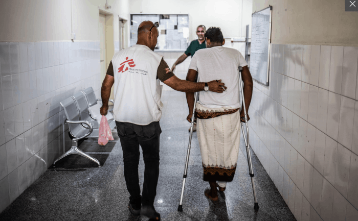 Doctors Without Borders Witness COVID-19 Catastrophe Unfold in Aden