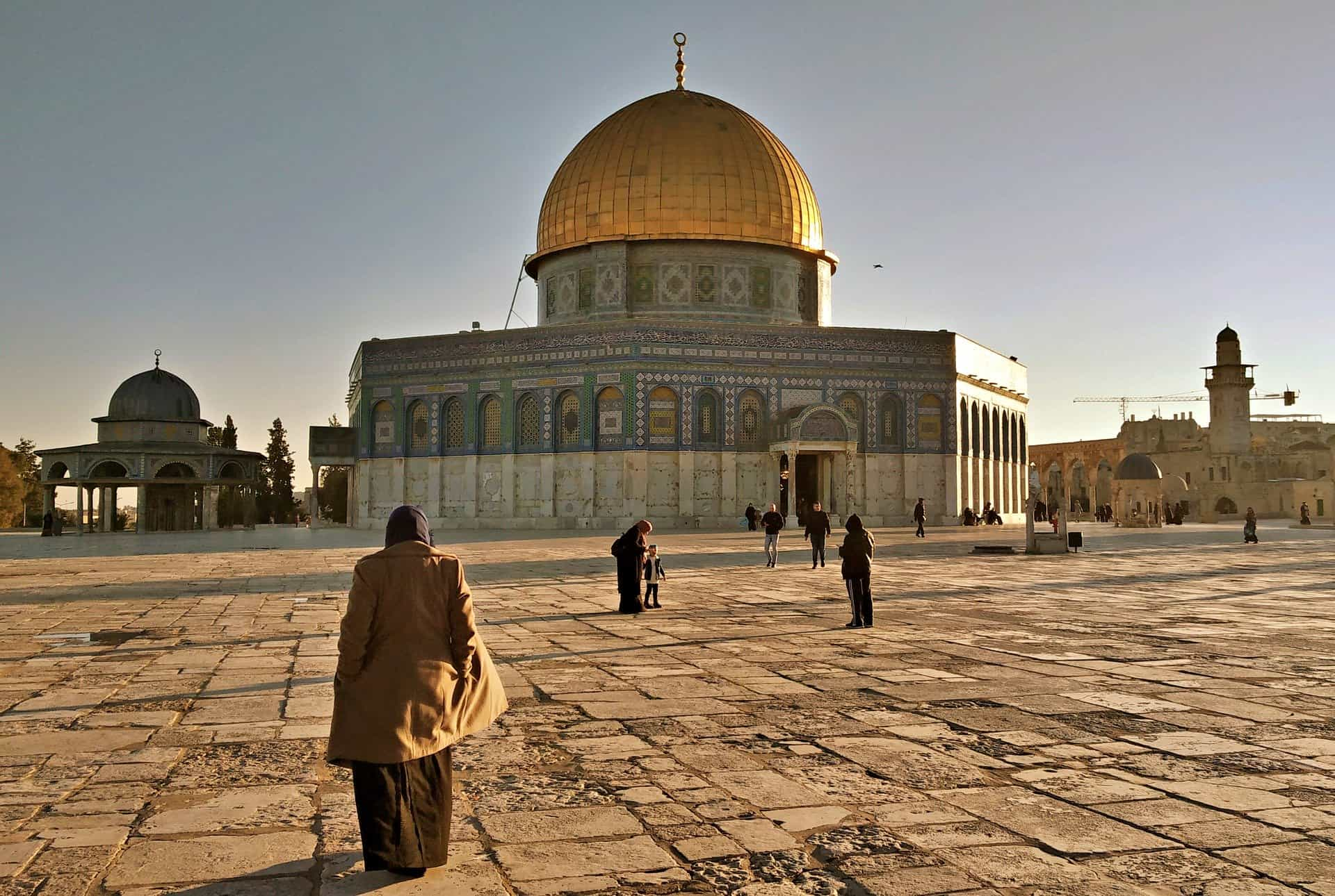 Al Aqsa Mosque to Reopen After Eid
