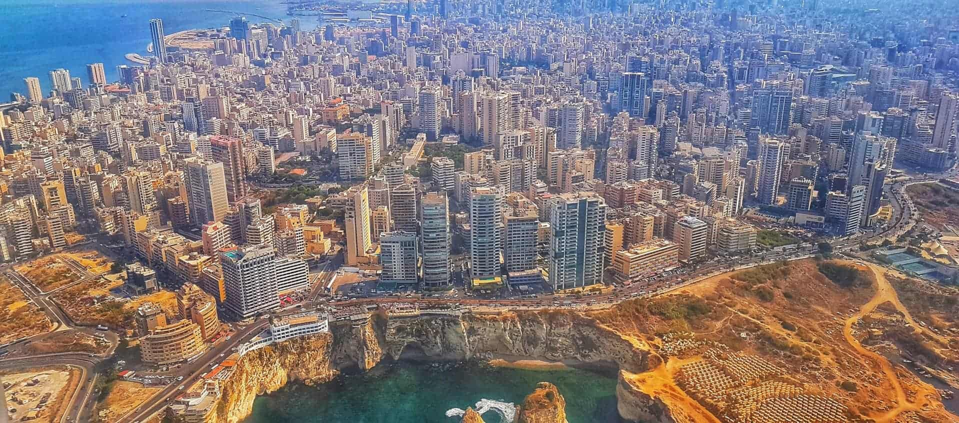 Lebanon Reinstates Lockdown After Spike in Cases