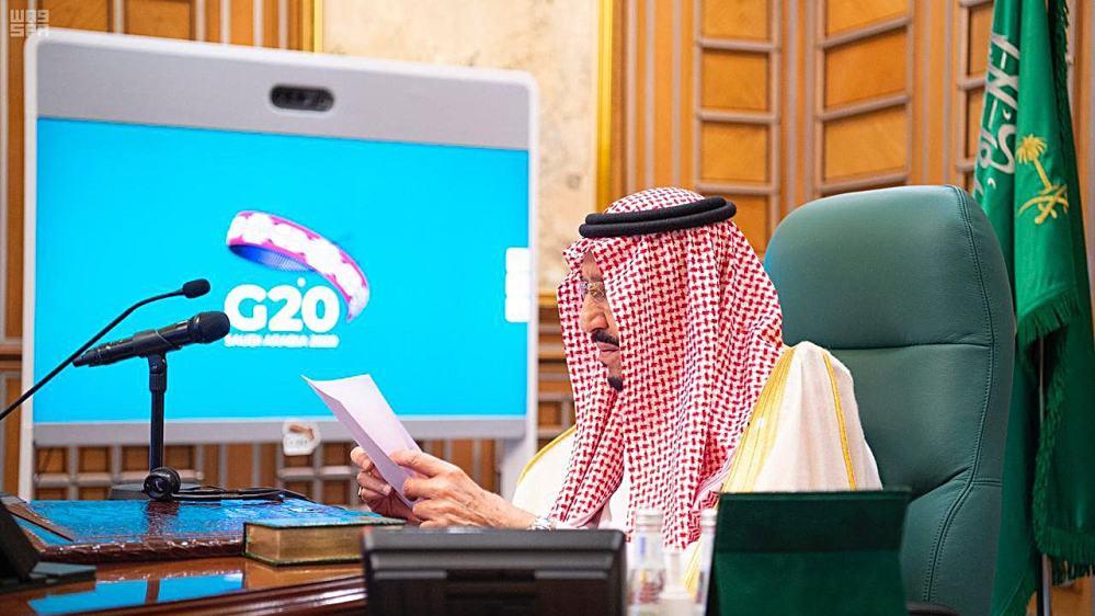 Saudi Arabia to Give $500 Million to COVID-19 Global Pledging Marathon
