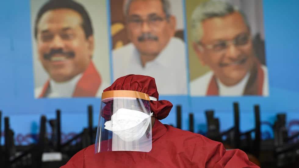 COVID-19 Plagues Sri Lankans Repatriated From Kuwait